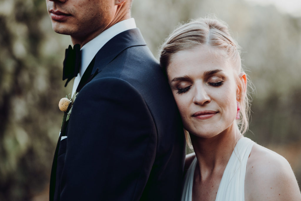 Photographe mariage Trets | Mariage au chateau Grand Boise |  Blossom&Co